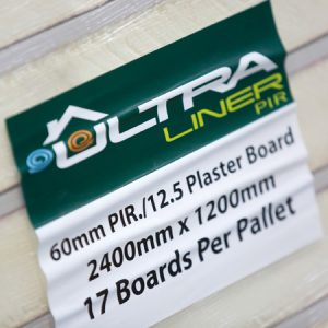 Ultra Liner Insulated Plasterboard